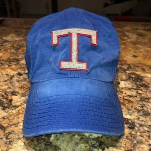 Texas Rangers 47 Clean Up hat